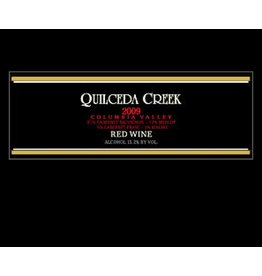 2009 Quilceda Creek Red Wine
