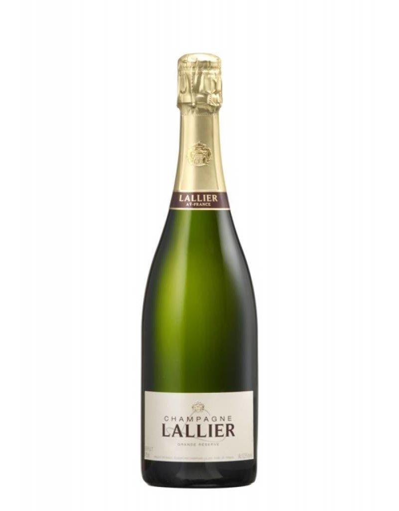 Lallier Lallier Champagne Brut Reserve Grand Cru Salmanazar