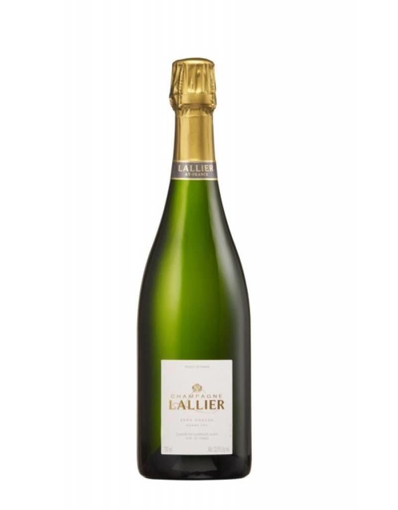 Lallier Lallier Champagne ZERO DOSAGE Grand Cru Magnum