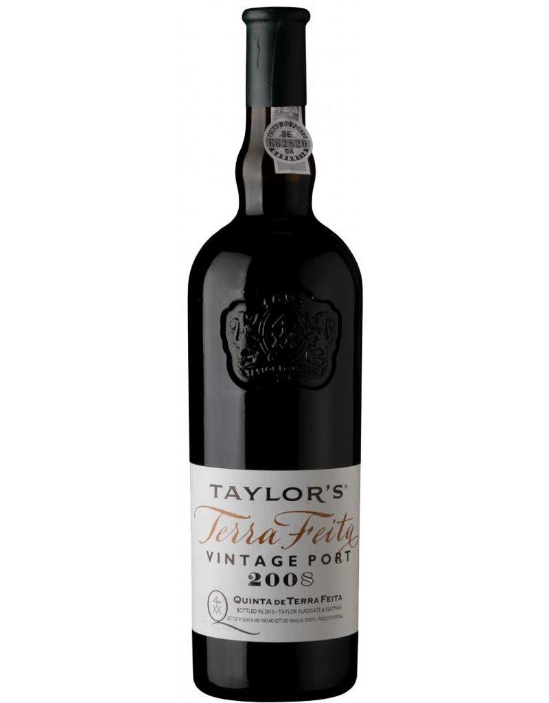 Taylors 2008 Taylor's Quinta de Terra Feita