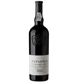 2003 Taylors