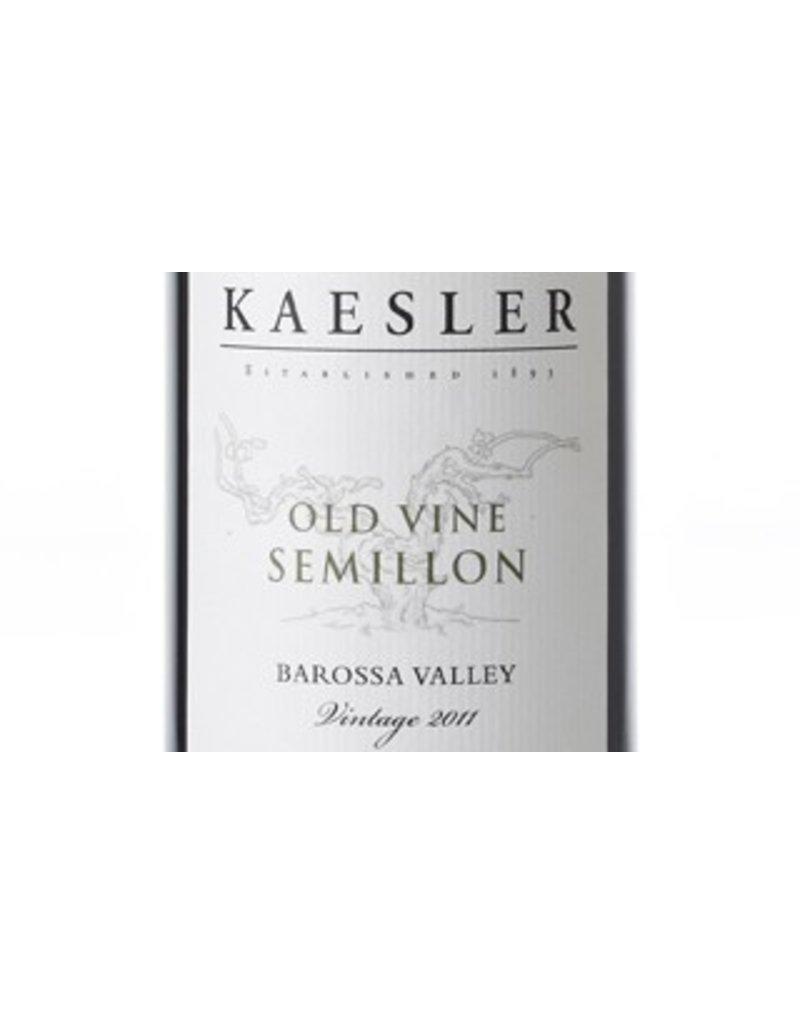 Kaesler 2011 Kaesler Old Vine Semillon Barossa Valley Australia