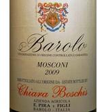 2009 E. Pira & Figli Chiara Boschis Mosconi Barolo DOCG