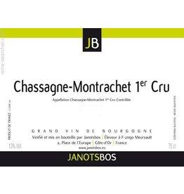 2009 Janots Bos Chassagne-Montrachet 1 er Cru