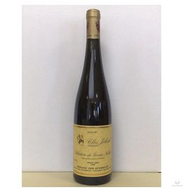 2011 Zind Humbrecht Pinot Gris Clos Jebsal Selection Grain Nobles