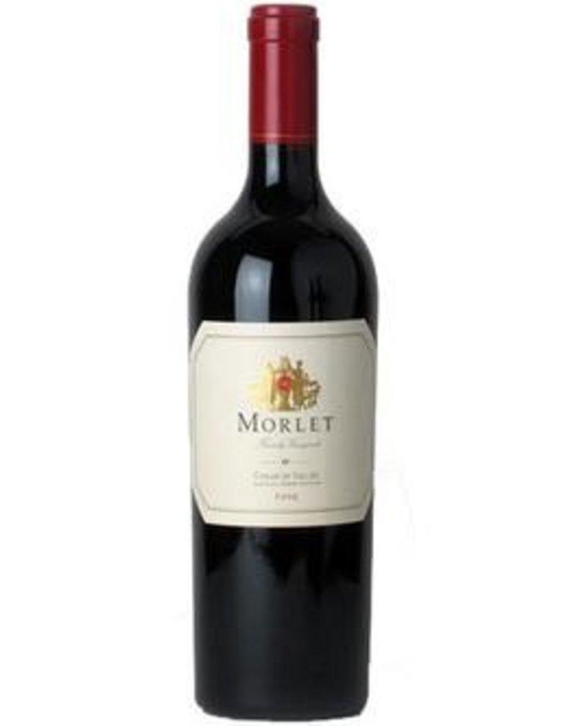 Morlet Family Vineyards 2009 Morlet Family Vineyards Mon Chevalier Cabernet Sauvignon