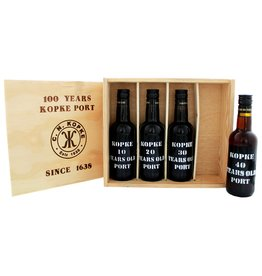 Kopke Kopke Port 100 Years Giftset 4x200ML