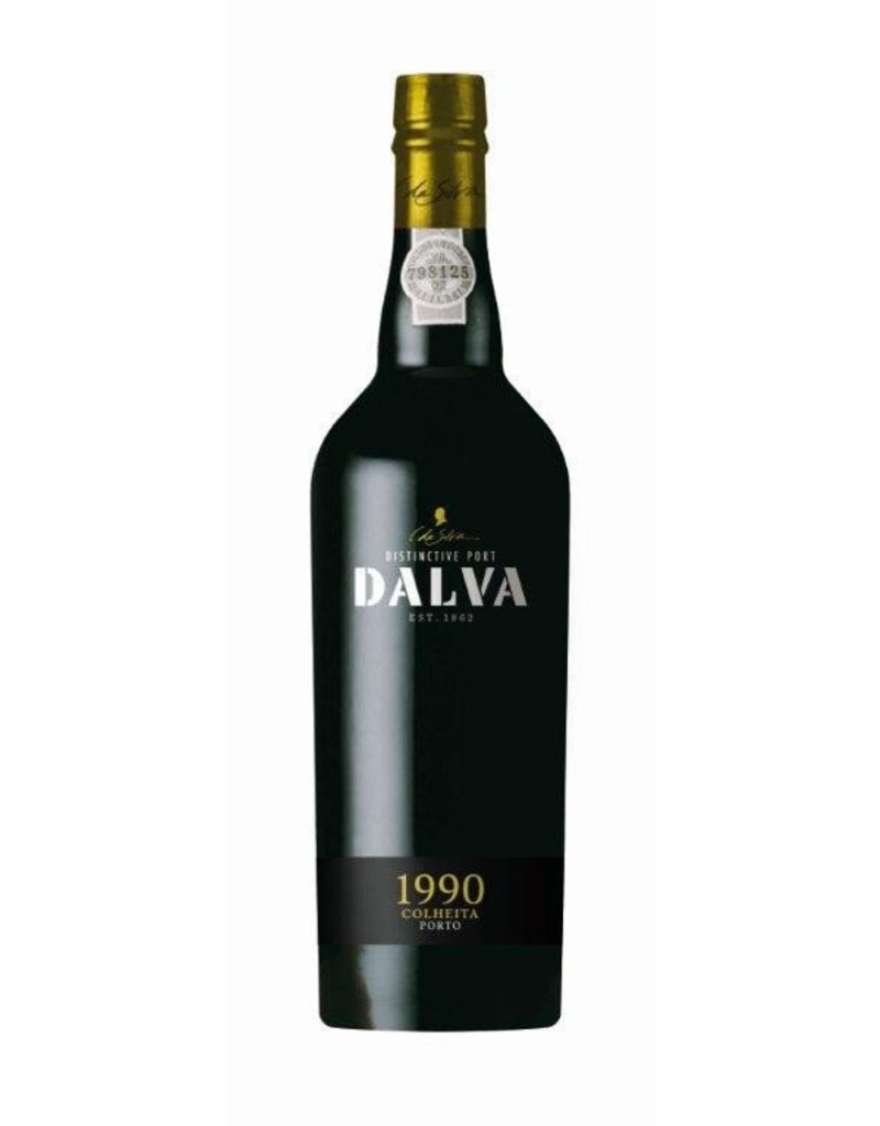 Dalva Colheita Port 1990 750ML