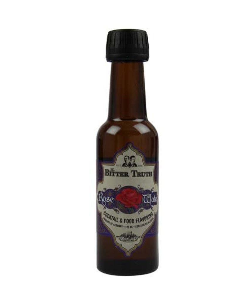 The Bitter Truth The Bitter Truth Rose Water 0,125L  % Alcohol