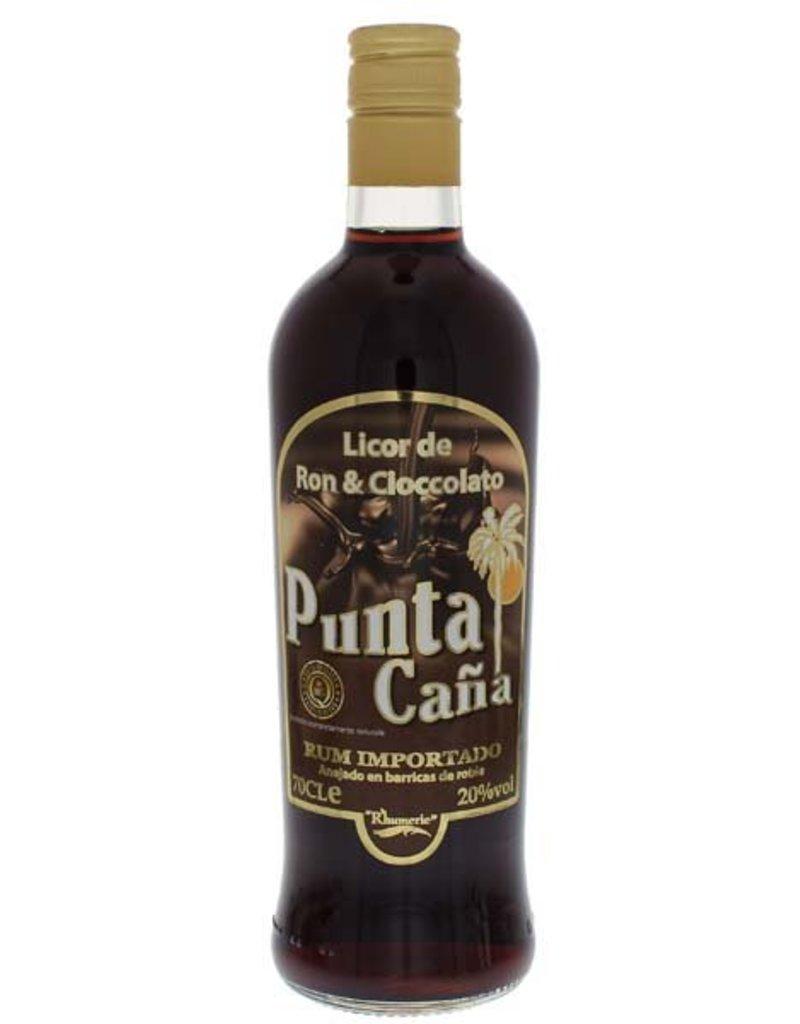 Punta Cana Ron y Cioccolato 700ml 20,0% Alcohol