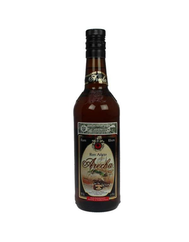 Arecha Anejo 7 Years Old 700ml 38,0% Alcohol