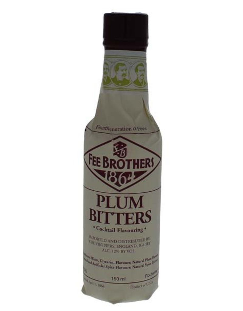 Fee Brothers 150 ml Fee Brothers Plum Bitters