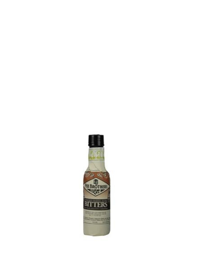 Fee Brothers 150 ml Fee Brothers Whisky Barrel Aged Bitters
