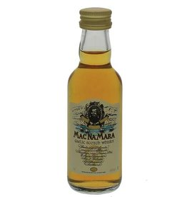 Macnamara Blended Whisky Miniatures 50ML