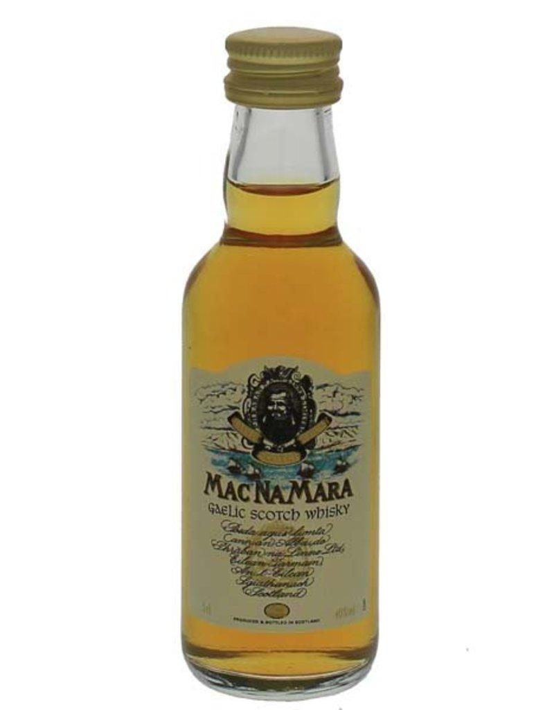 Macnamara Blended Whisky Miniatures 50ML 40,0% Alcohol