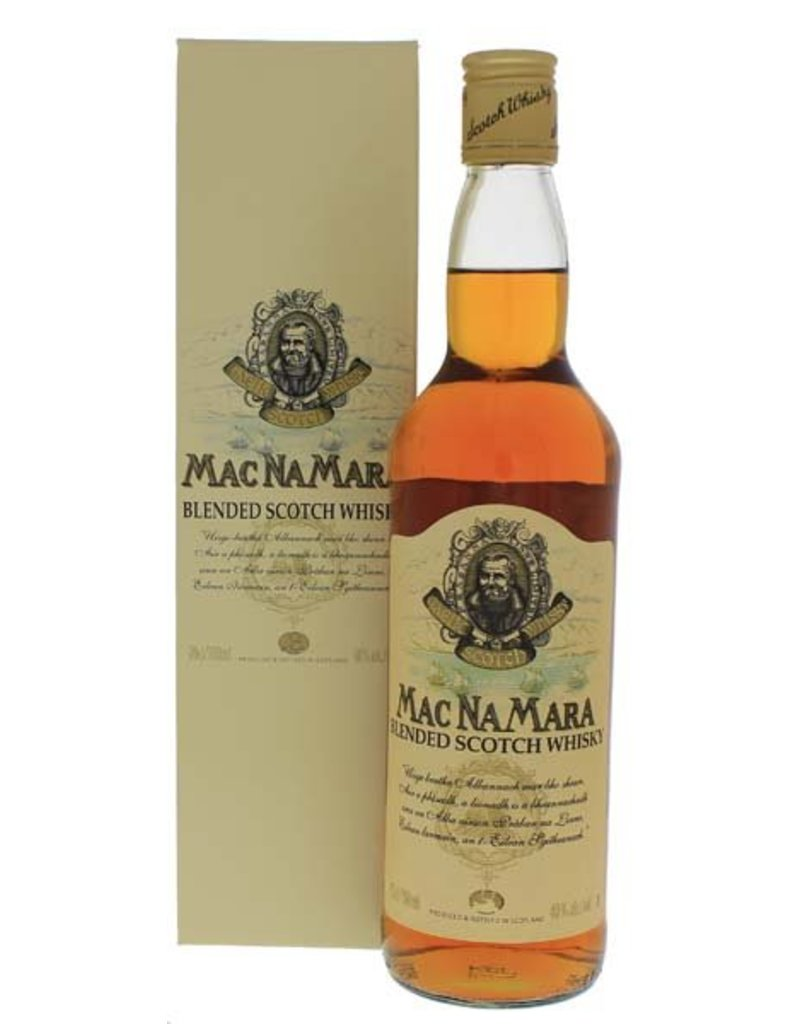 Macnamara Blended Whisky 700ml Gift box