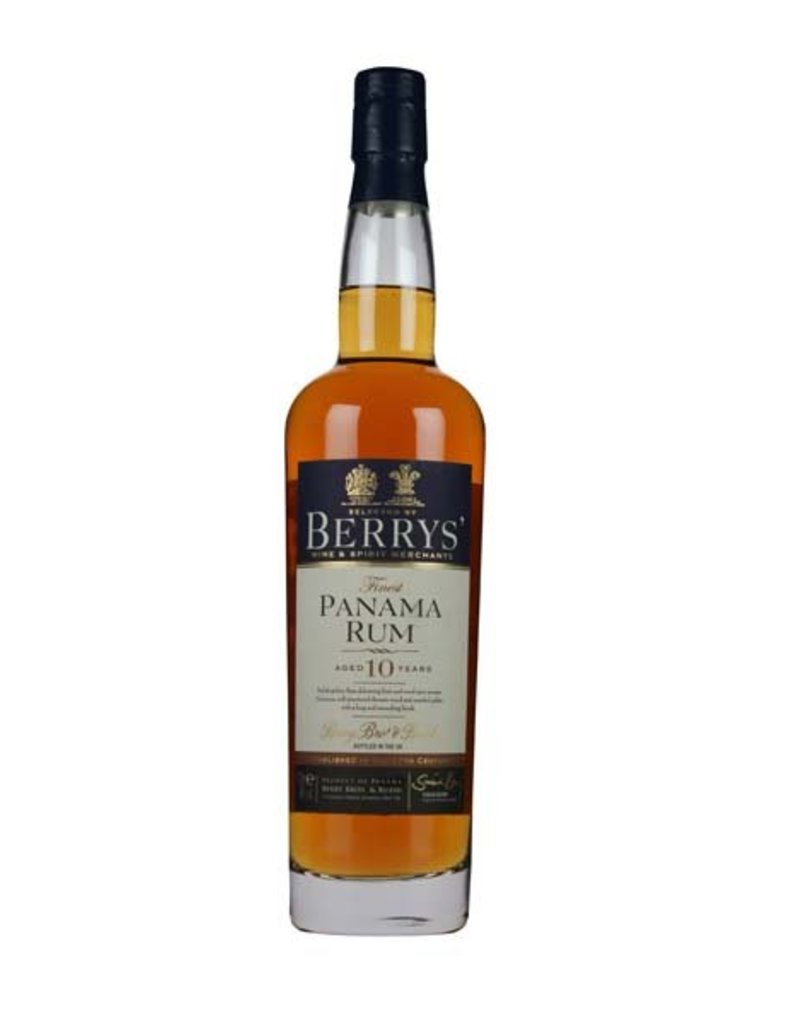 Berrys Own Finest Panama Rum 2000 700ml 46,0% Alcohol