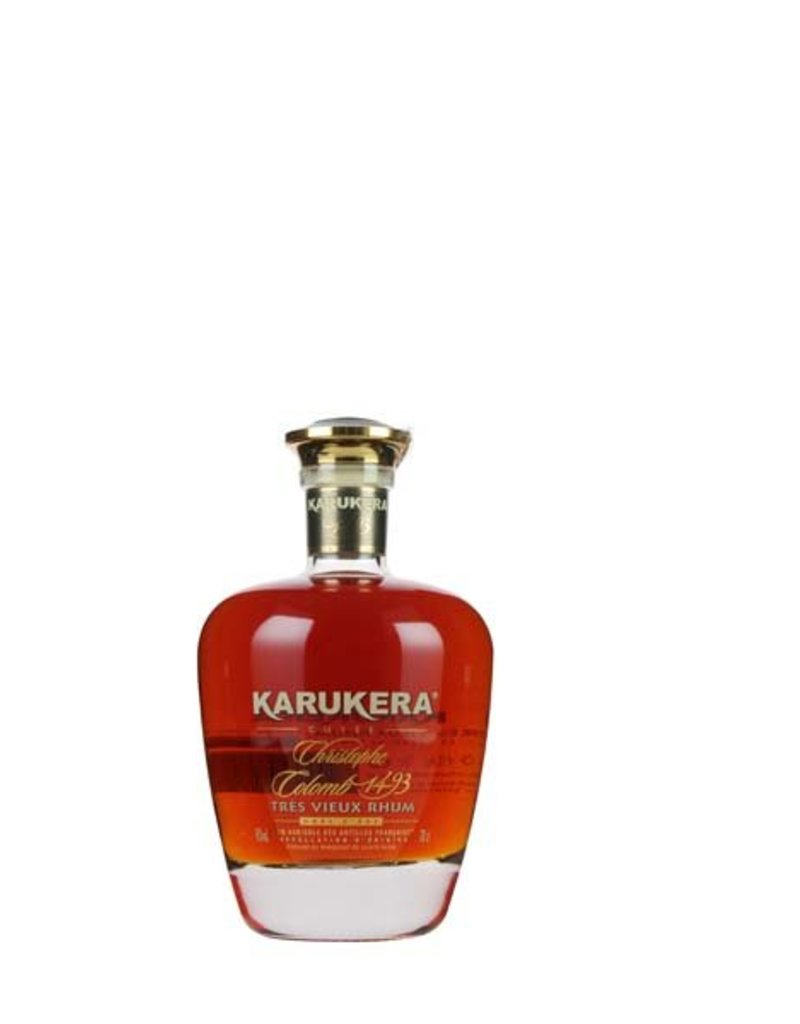 Karukera Karukera Cuvee 1493 Hors d'Age 700ml Gift box