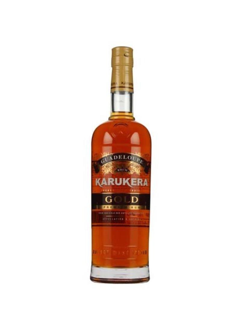 Karukera Karukera Rhum Gold 700ml 40,0% Alcohol