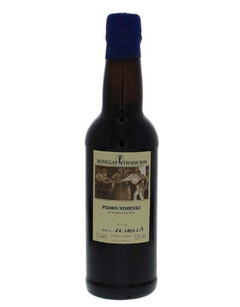 Tradicion Sherry - Tradicion Pedro Ximenez Sherry 20YO 375ml