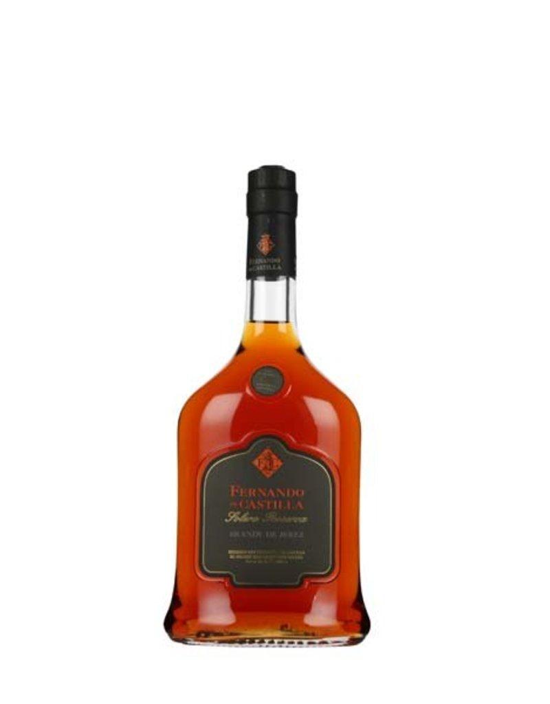Fernando de Castilla 700 ml Brandy - Fernando de Castilla Solera Reserva