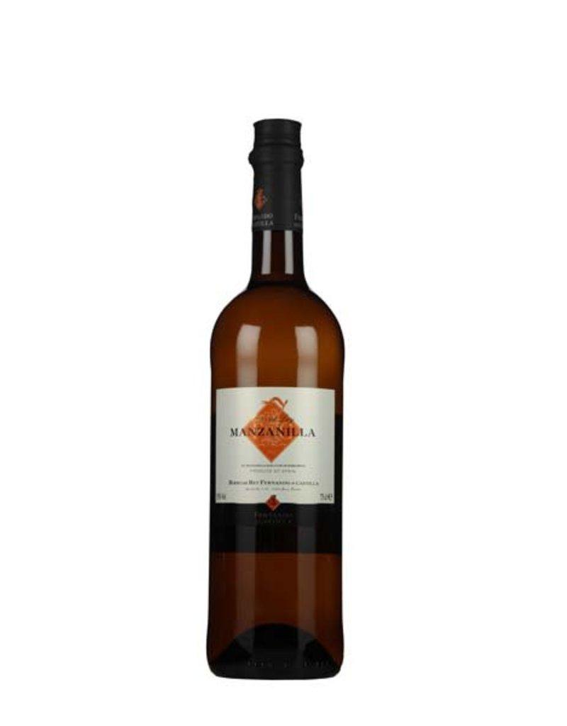 Fernando de Castilla 750 ml Sherry - Fernando de Castilla Sherry Manzanilla Classic -