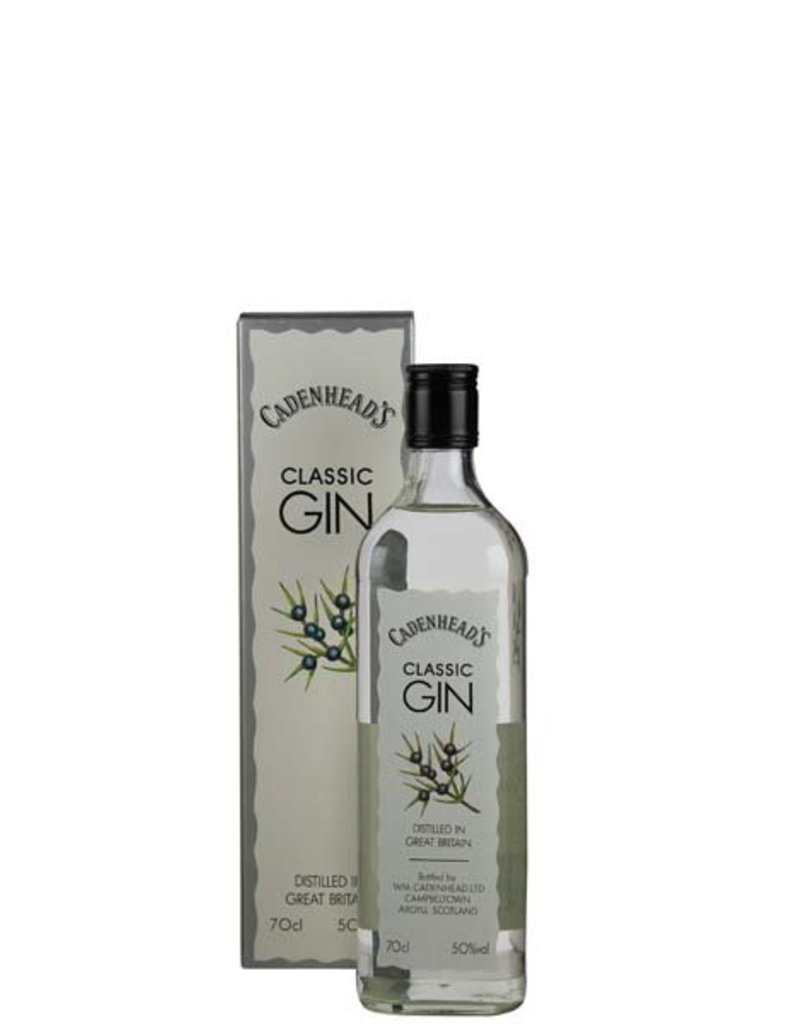 Cadenheads Cadenhead's Classic Gin 700ml Gift box