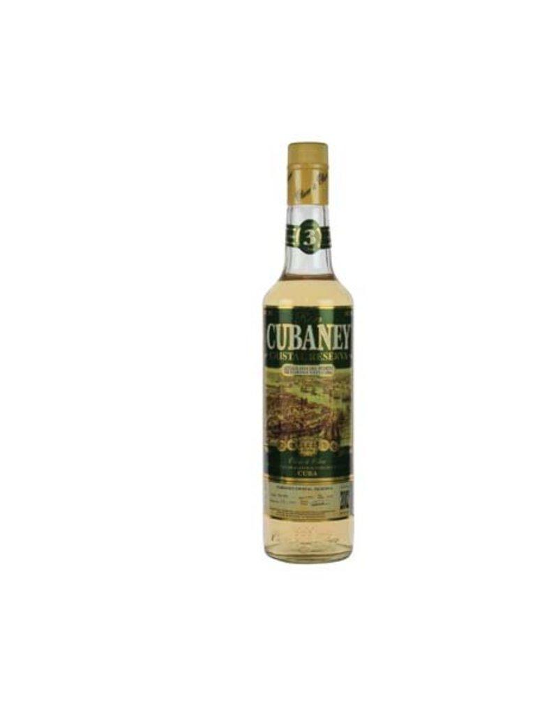 Cubaney 700 ml Rum Cubaney Cristal Reserva 3YO