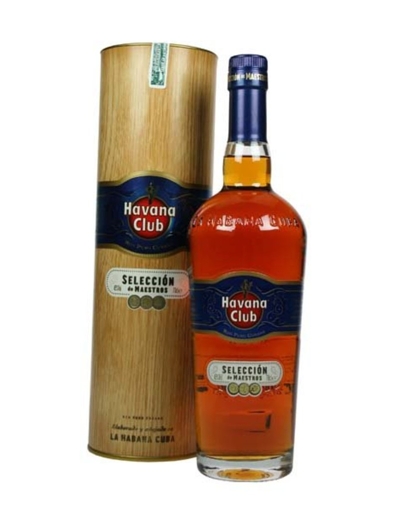 Havana Havana Club Seleccion de Maestros 700ml Gift box