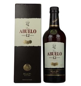 Abuelo 12 Years Old 700ml Gift box
