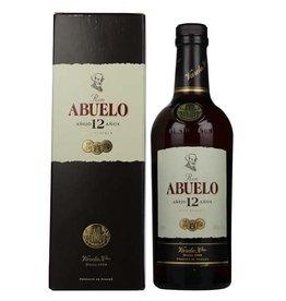 Abuelo Abuelo 12 Years Old 700ml Gift box