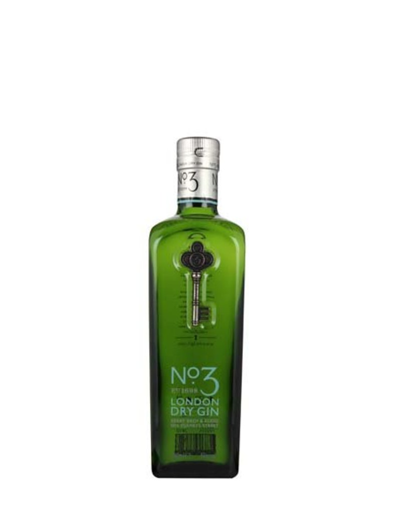 No. 3 700 ml No. 3 London Dry GinEngeland