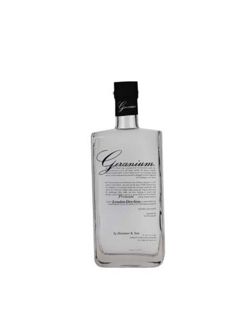 Geranium Geranium Gin 700ml 44,0% Alcohol