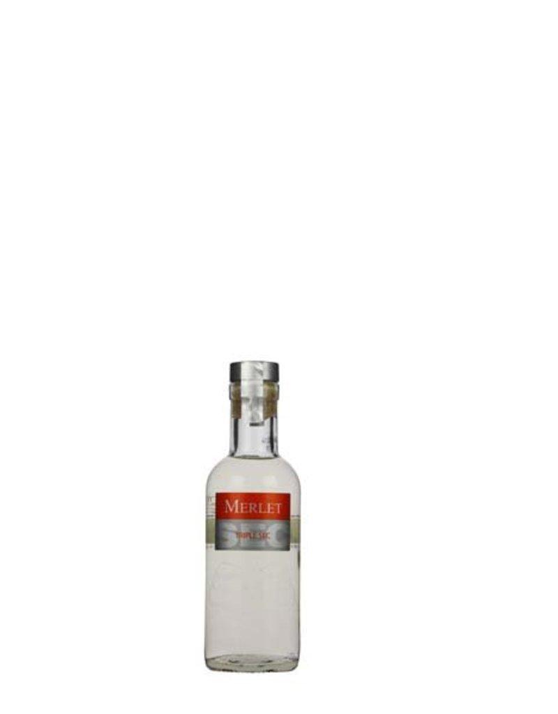 Merlet Merlet Triple Sec 200ML 40,0% Alcohol