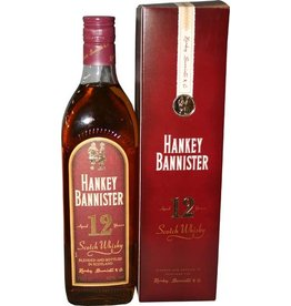 Hankey Bannister 12 Years Old Blended Whisky 700ml Gift box