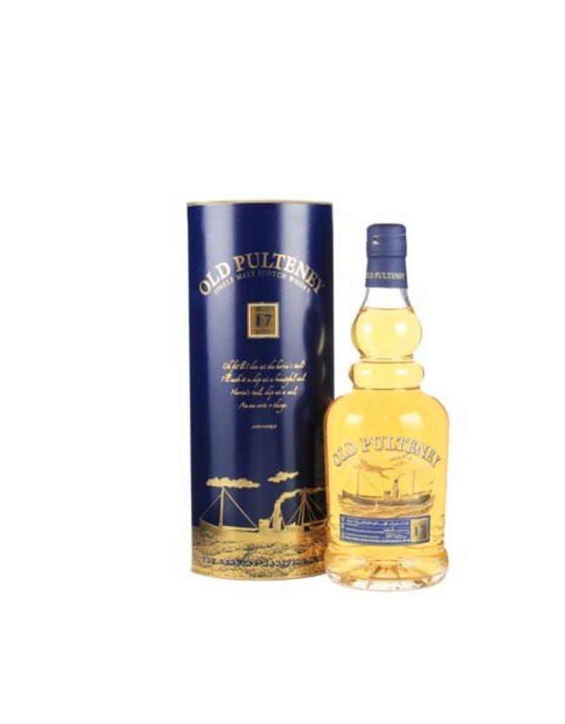 Old Pulteney Old Pulteney 17YO Malt Whisky 700ml Gift box