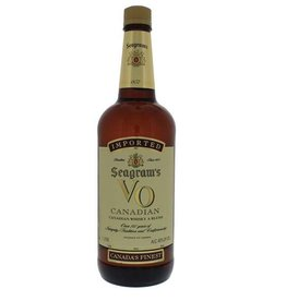 Whisky Seagrams VO - Canada