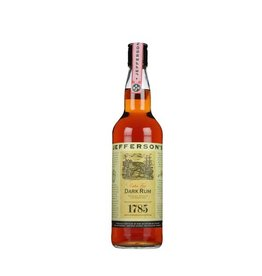 Jeffersons 1785 Dark Rum 700ml