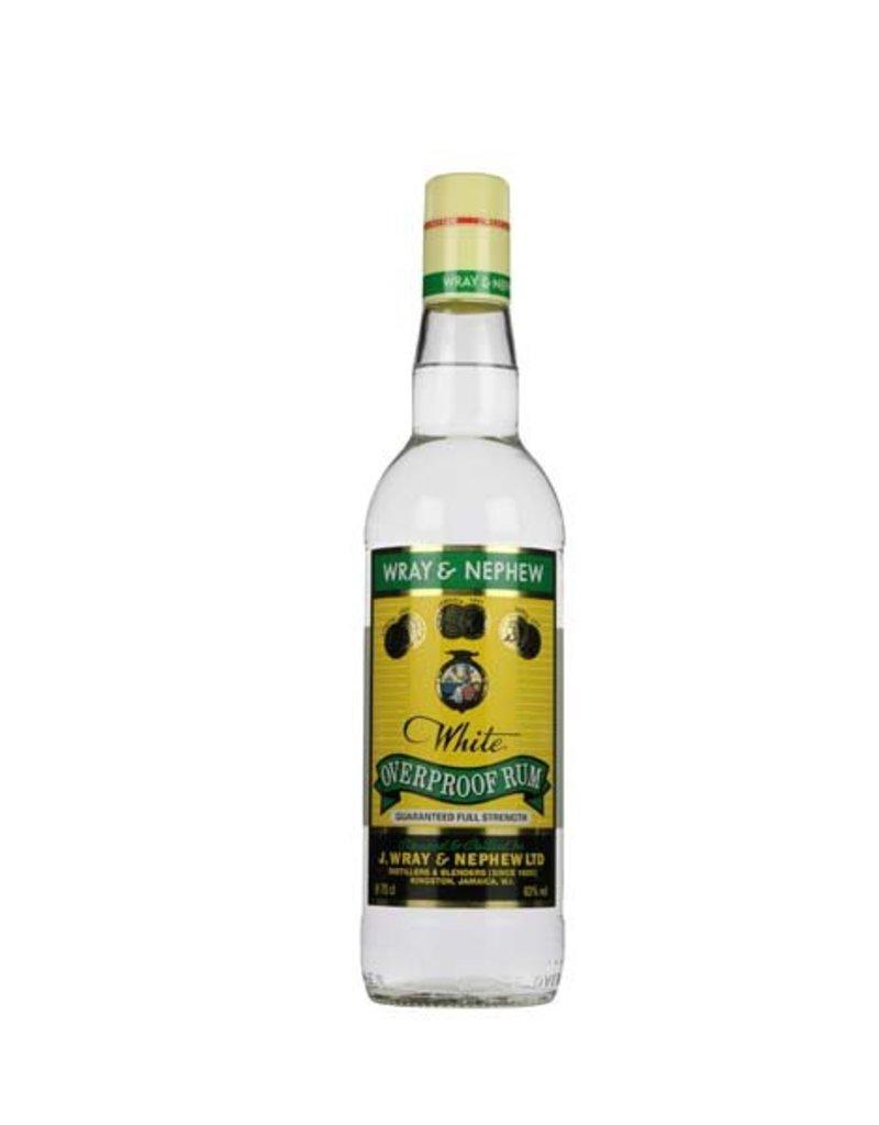 Wray & Nephew 700 ml Rum Wray & Nephew White Overproof - Jamaica