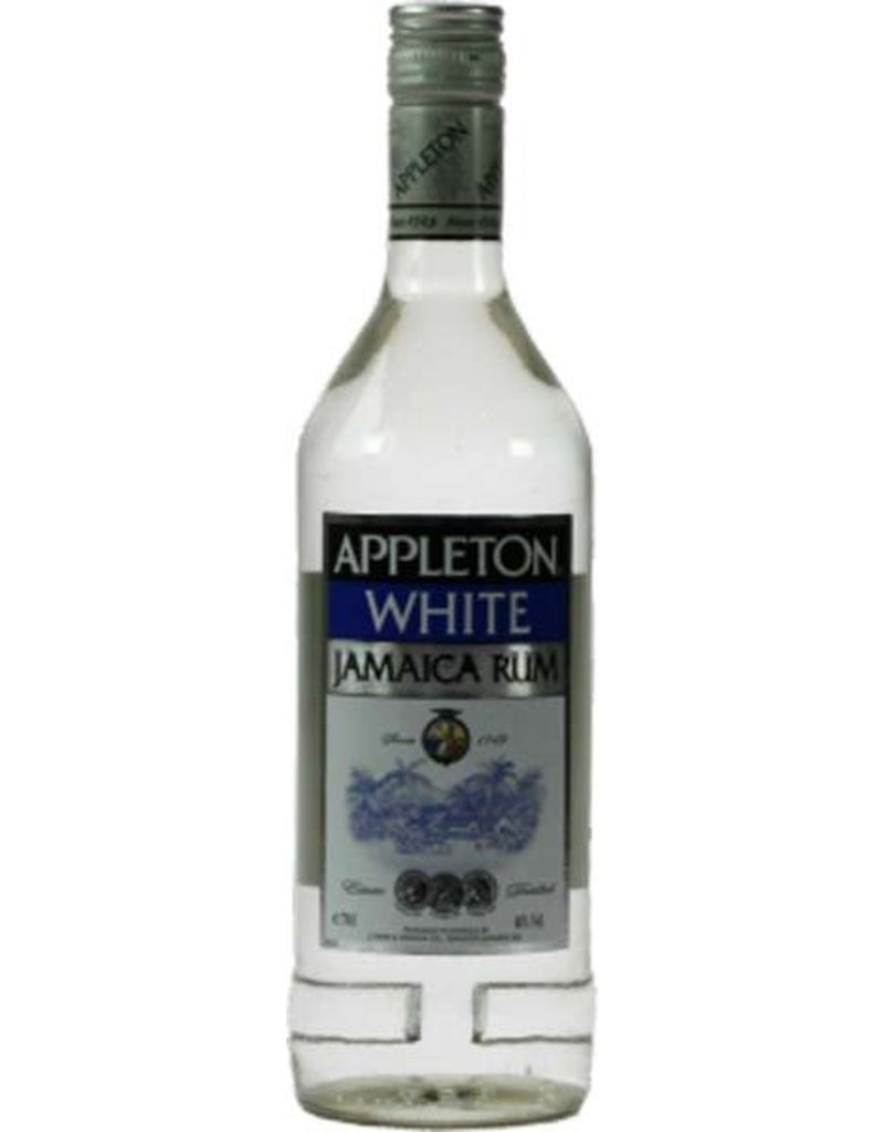 Appleton 700 ml Rum Appleton White Classic - Jamaica