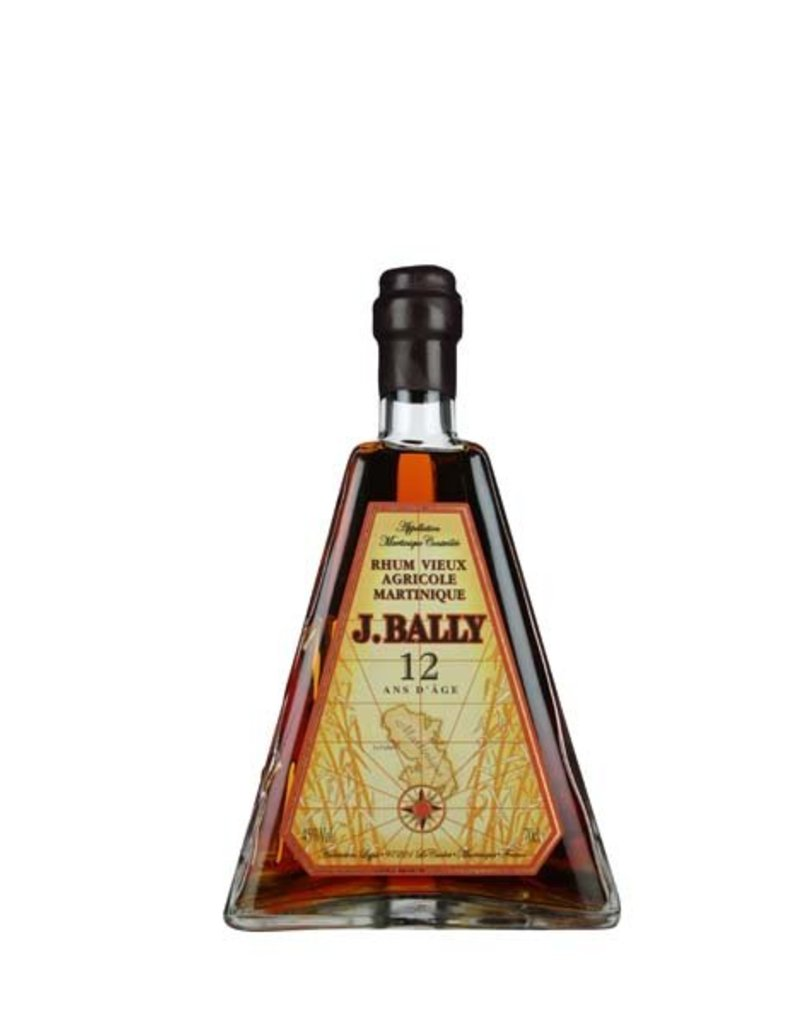 J. Bally J. Bally Vieux 12 Years Old 700ml Gift box