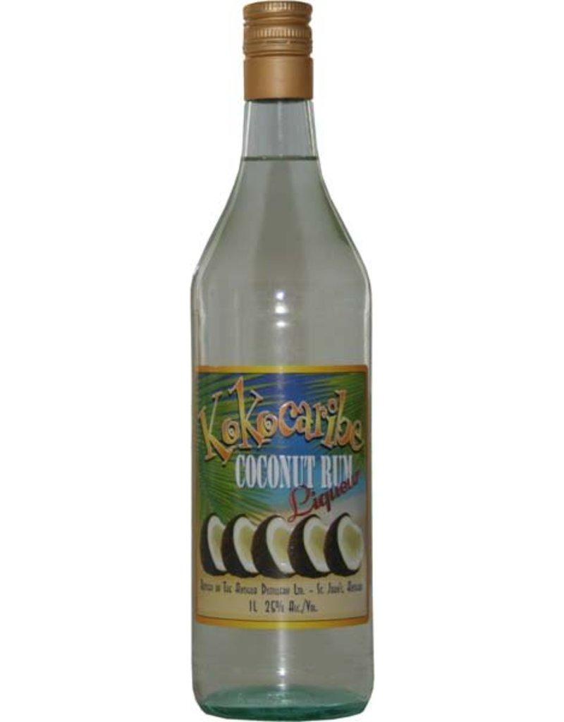 Kokocaribe 1000 ml Kokocaribe Coconut Rum Likeur - Antigua