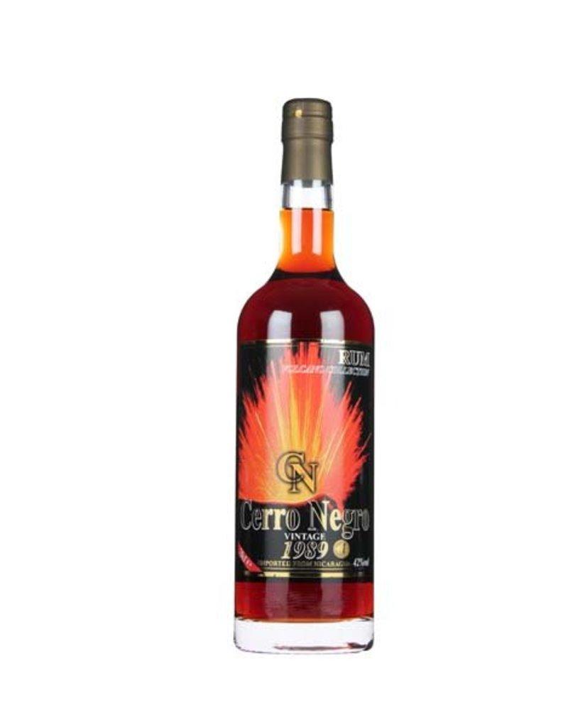 Cerro Negro 700 ml Rum Cerro Negro Vintage 1989 - Nicaragua