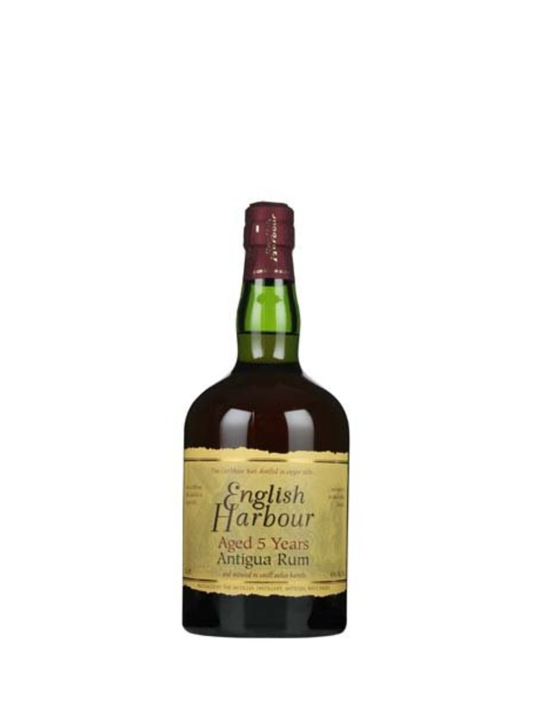 English Harbour 700 ml Rum English Harbour 5 Y.O. - Antigua