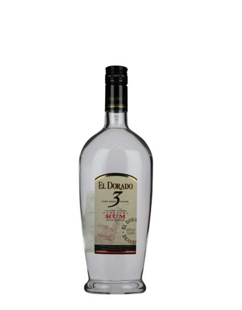 El Dorado El Dorado 3 Year Old Rum Guyana
