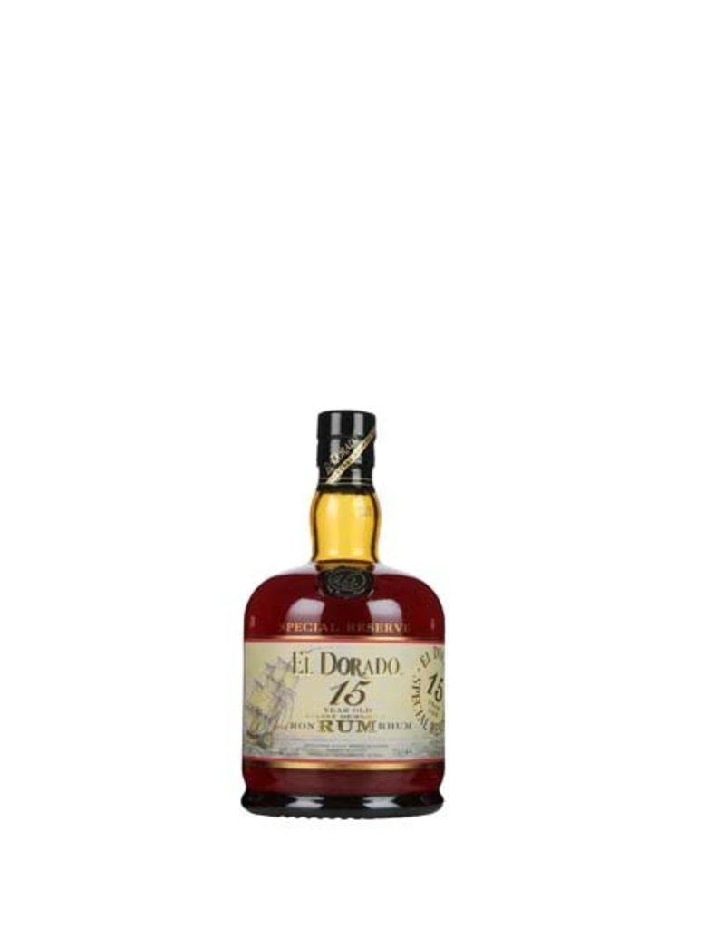 El Dorado El Dorado Rum 15 Years Old 700ml Gift box