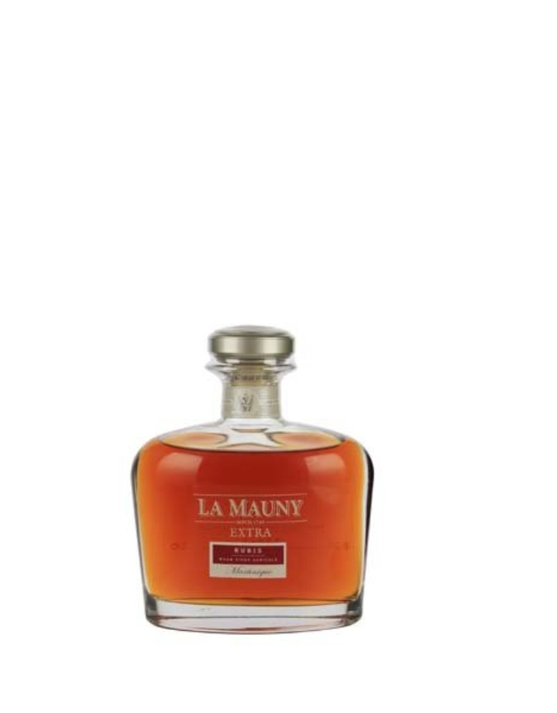La Mauny La Mauny Extra Rubis 700ml Gift box