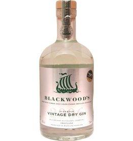 Blackwoods Gin Blackwood s Vintage Dry Gin - Shetland Islands
