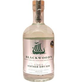 Gin Blackwood s Vintage Dry Gin - Shetland Islands