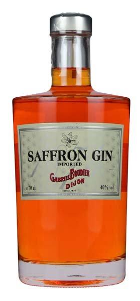 700 ml Gin Saffron Gin - Frankreich - Luxurious Drinks™